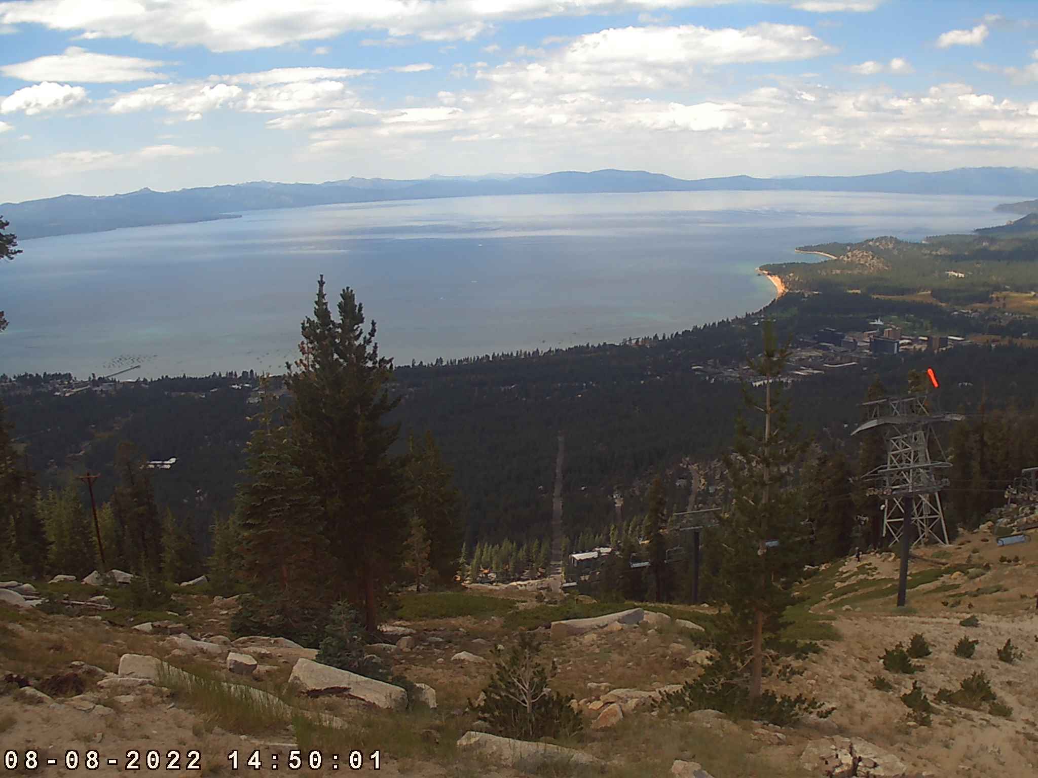 Heavenly Mountain Resort Webcam