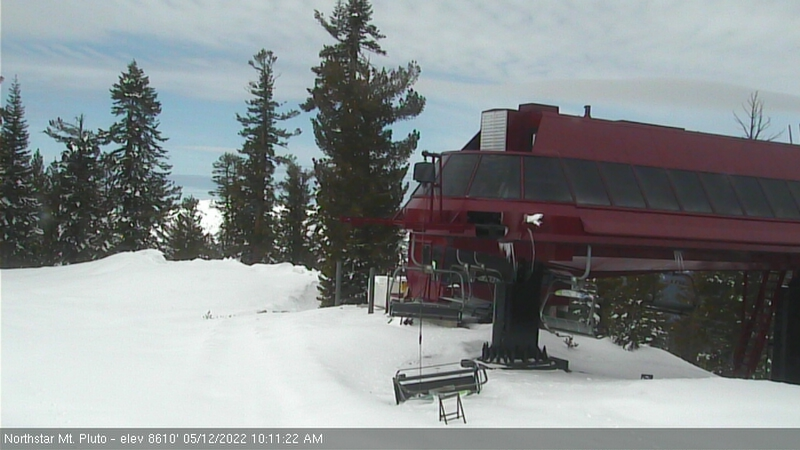 [Live camera at Northstar]