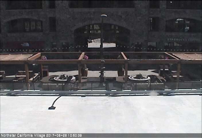 Northstar - Village Skating Rink Webcam Image