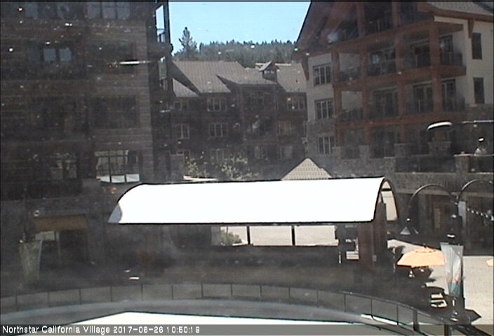 Northstar-at-Tahoe Village Stage Webcam Image