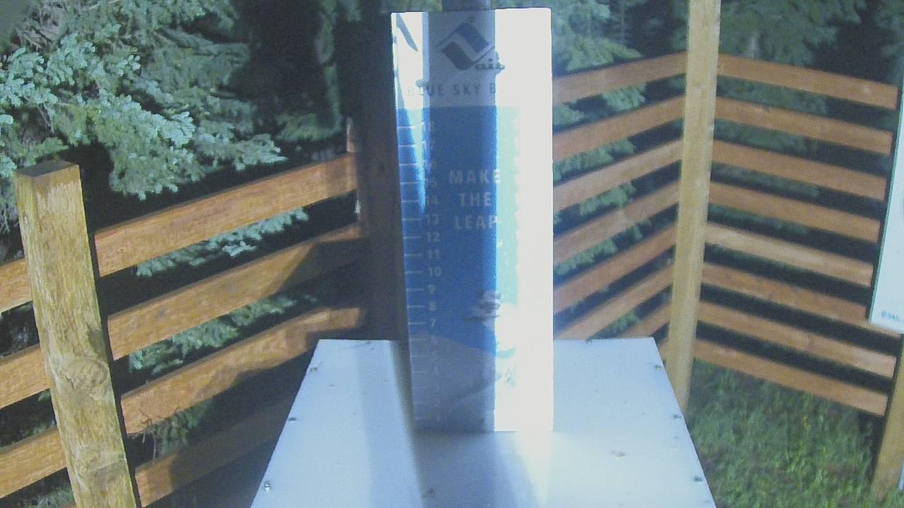 Vail Resort Snow Stake