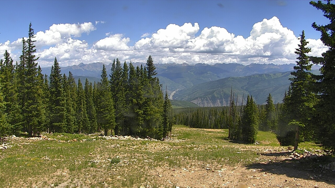 Beaver Creek Webcam RED BUFFALO PARK Elevation: 11,440'/3,488m.