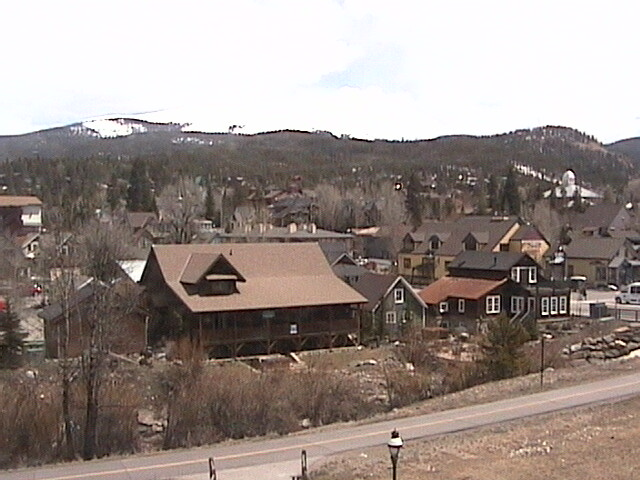 'Gondola Town,' Breckenridge, Colorado