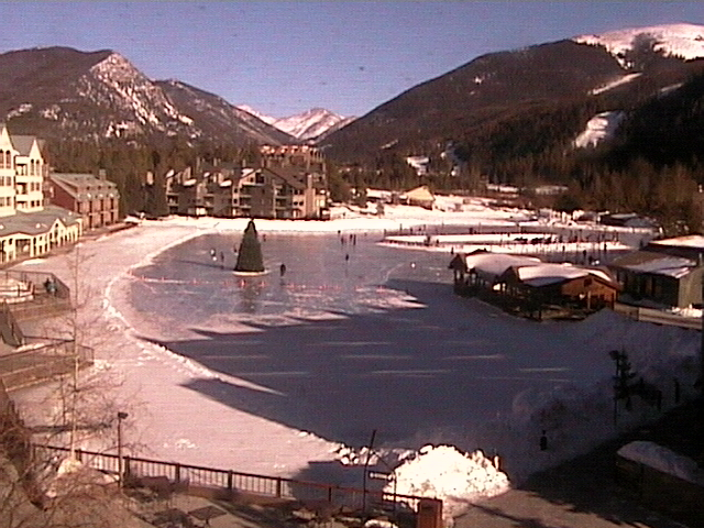 Keystone Village, Keystone - Mountain Cam