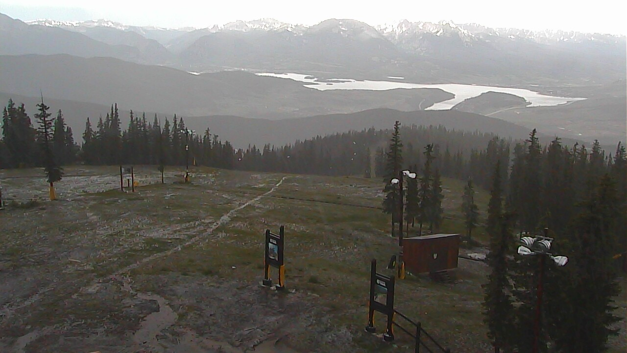 Dercum Mountain webcam