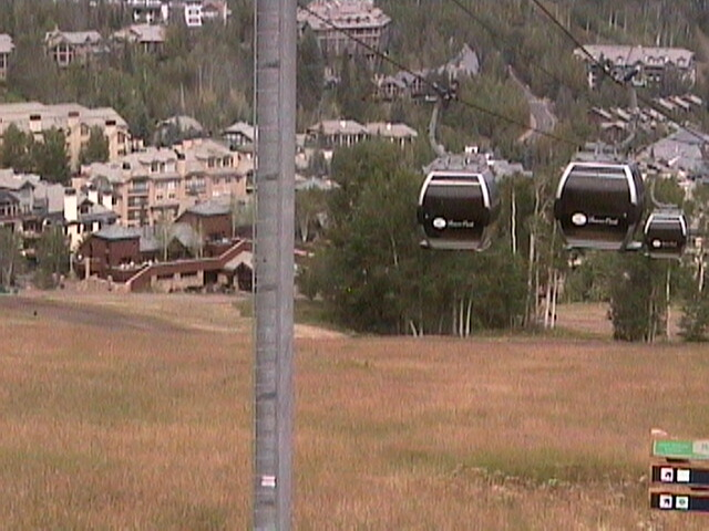 Beaver Creek Webcam BC RANCH Elevation: 8,400'/ 2,560m.
