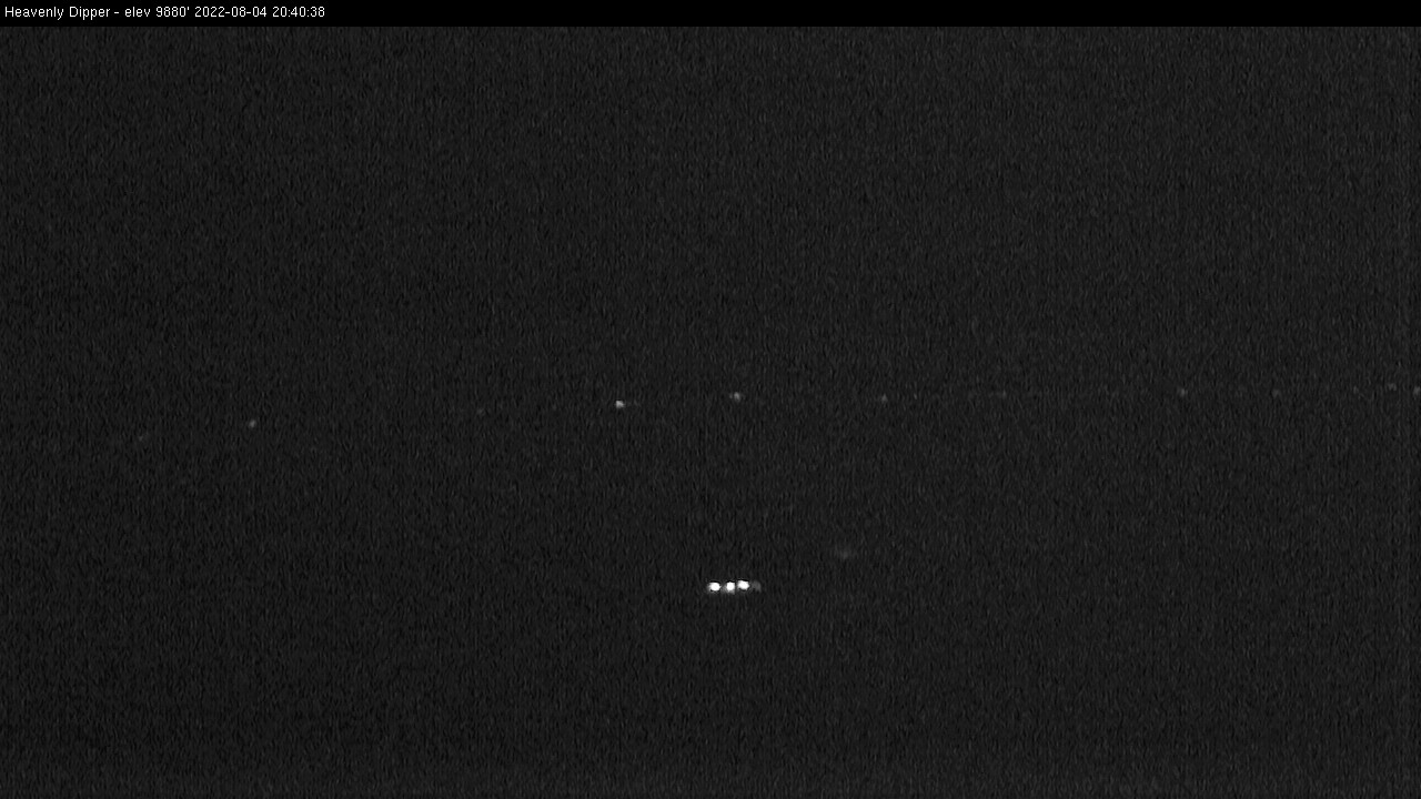 Heavenly Resort Dipper Chairlift Webcam - South lake Tahoe, NV
