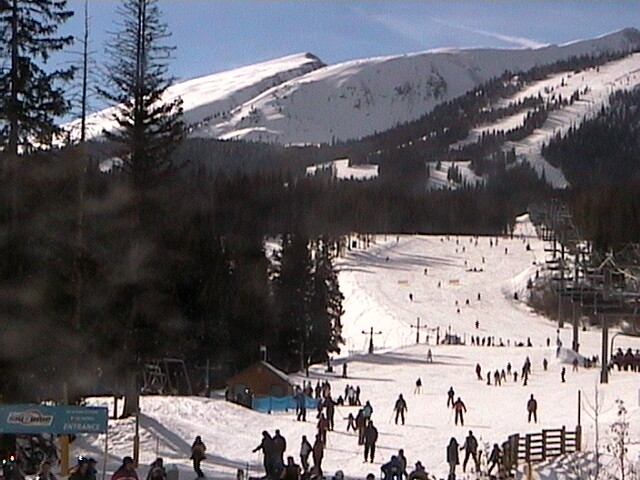 Webcam Copper Mountain, Red Cliff Pass
