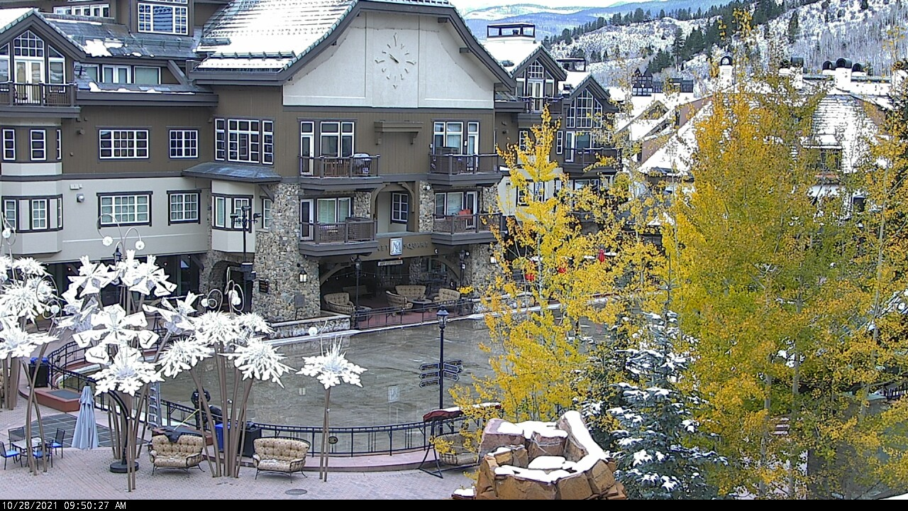 Beaver Creek - Ice Arena Webcam Image
