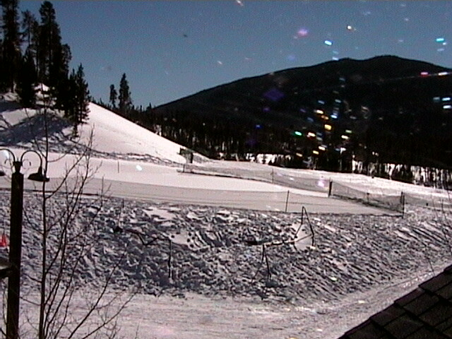 Nordic Ski Center and golf course at Keystone Resort Colorado