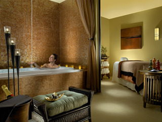 RockResorts Spa Couples Treatment Room