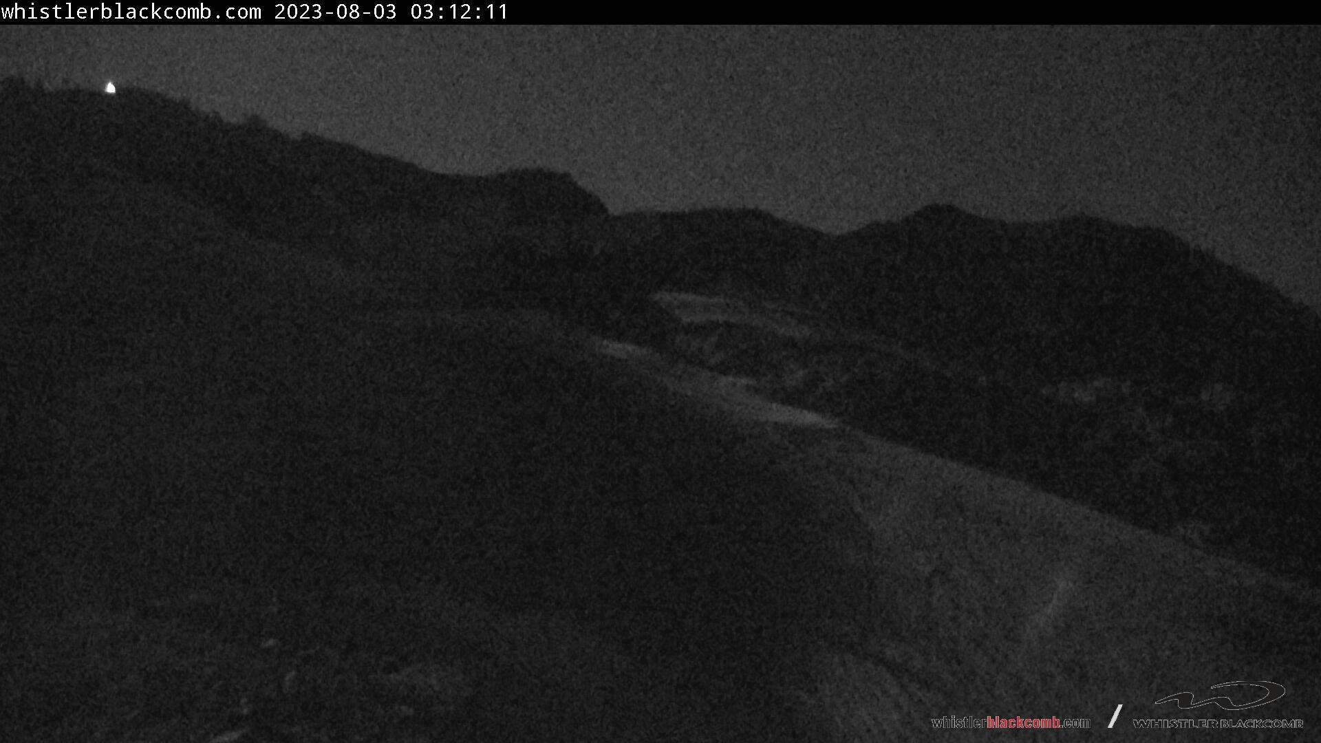 Whistler Blackcomb, Horstman Glacier - Top