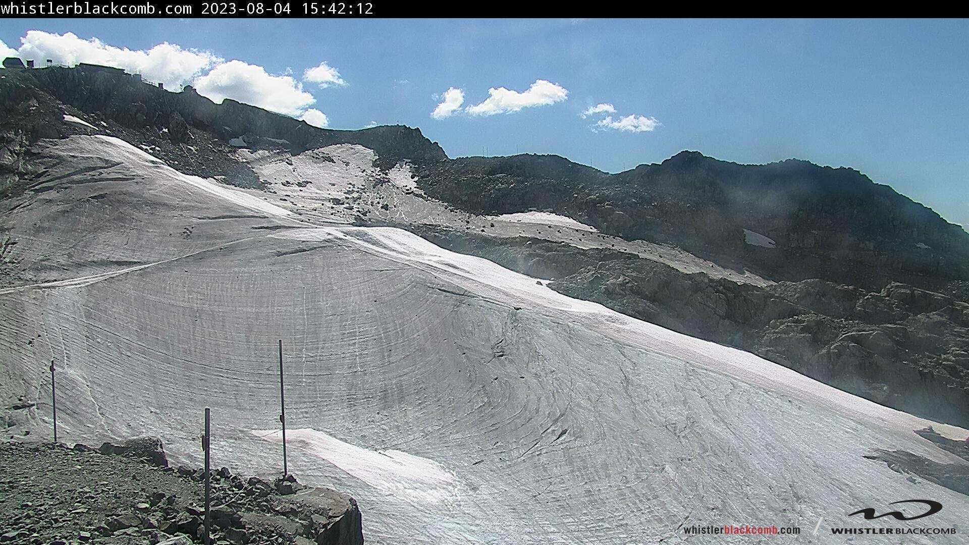 Horstman Glacier - Top
