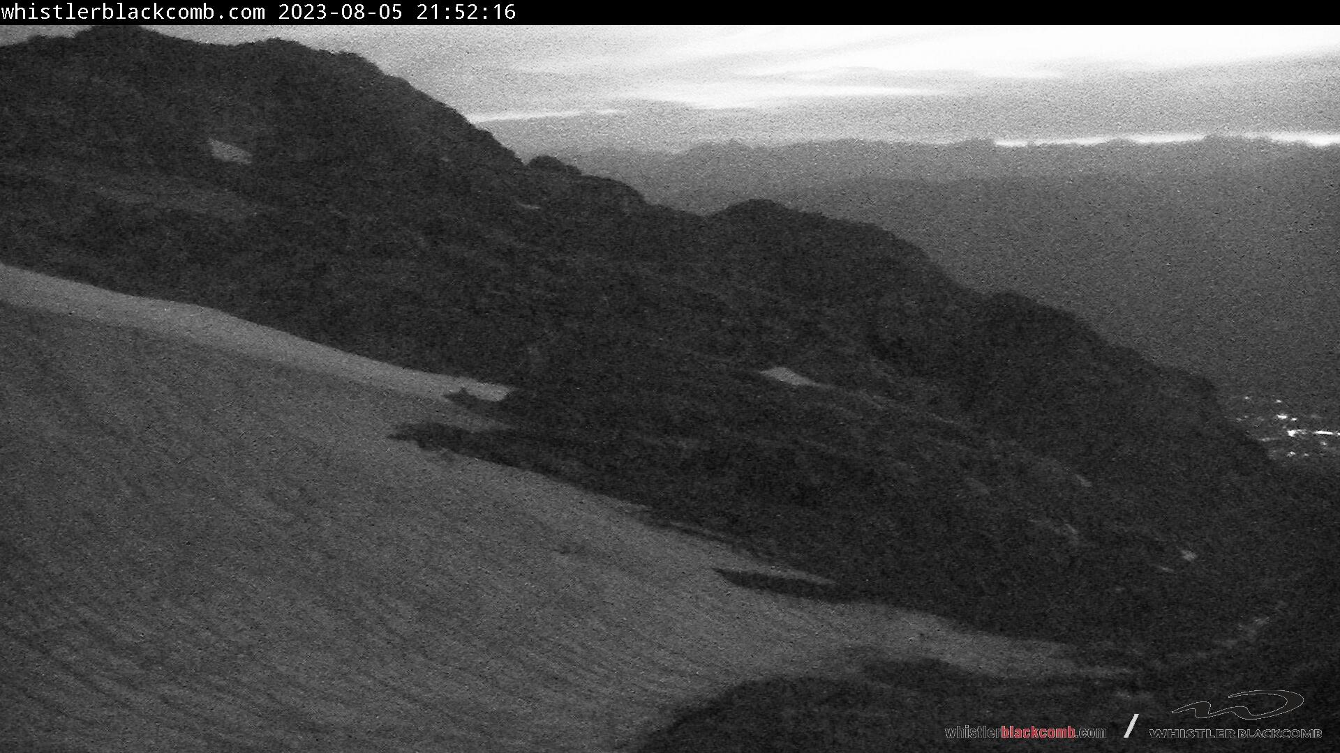 Horstman Glacier - Middle