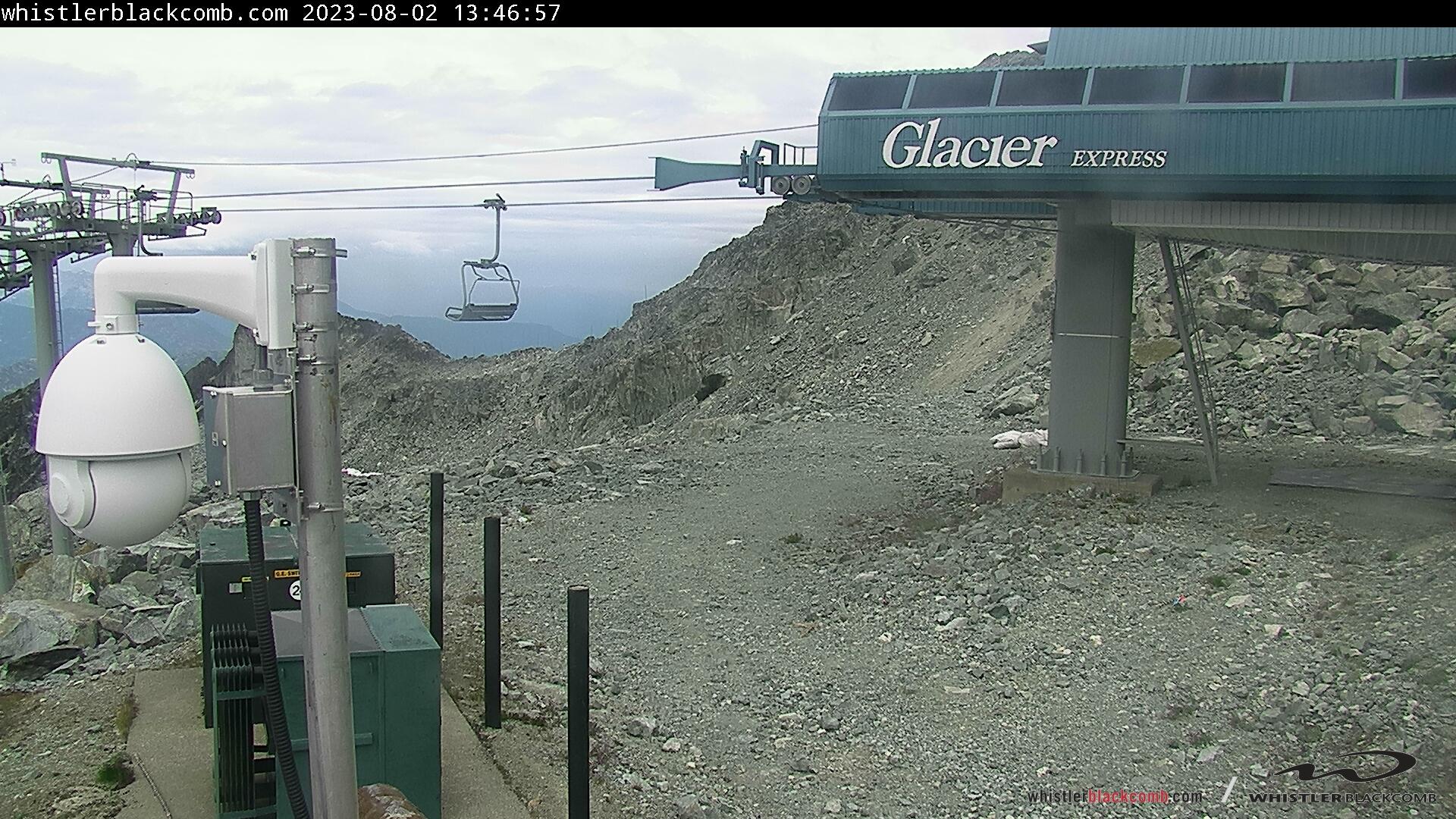Whistler Blackcomb, Glacier Express