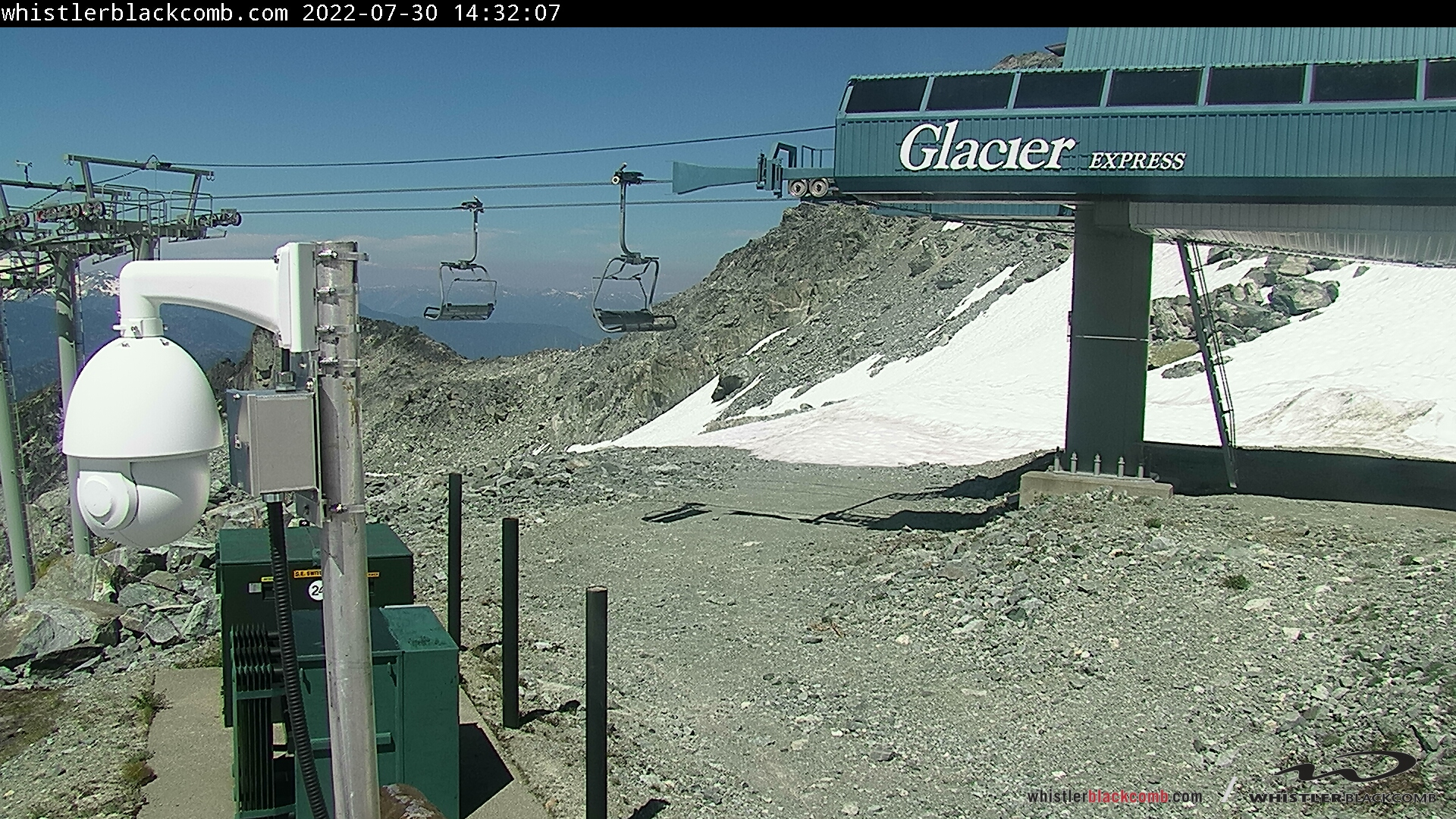 Whistler Blackcomb, Glacier Express
