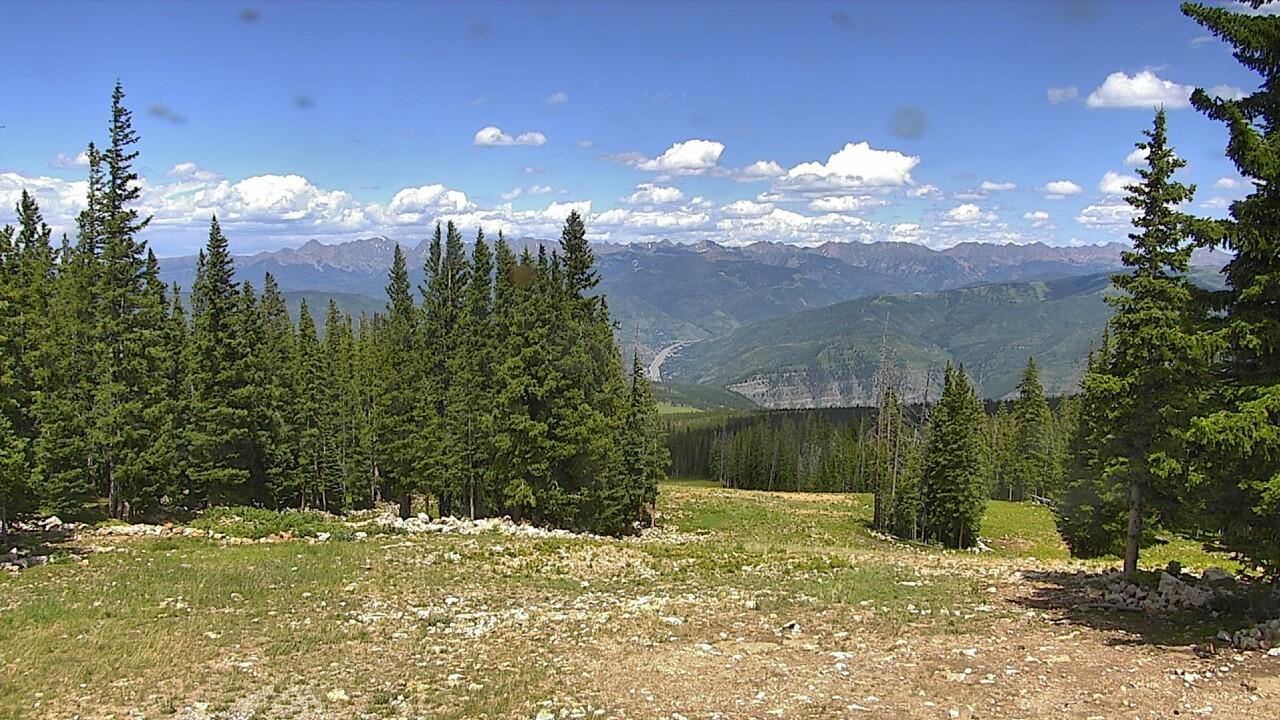 Webcam en Red Buffalo Run (top), Beaver Creek (Estados Unidos)