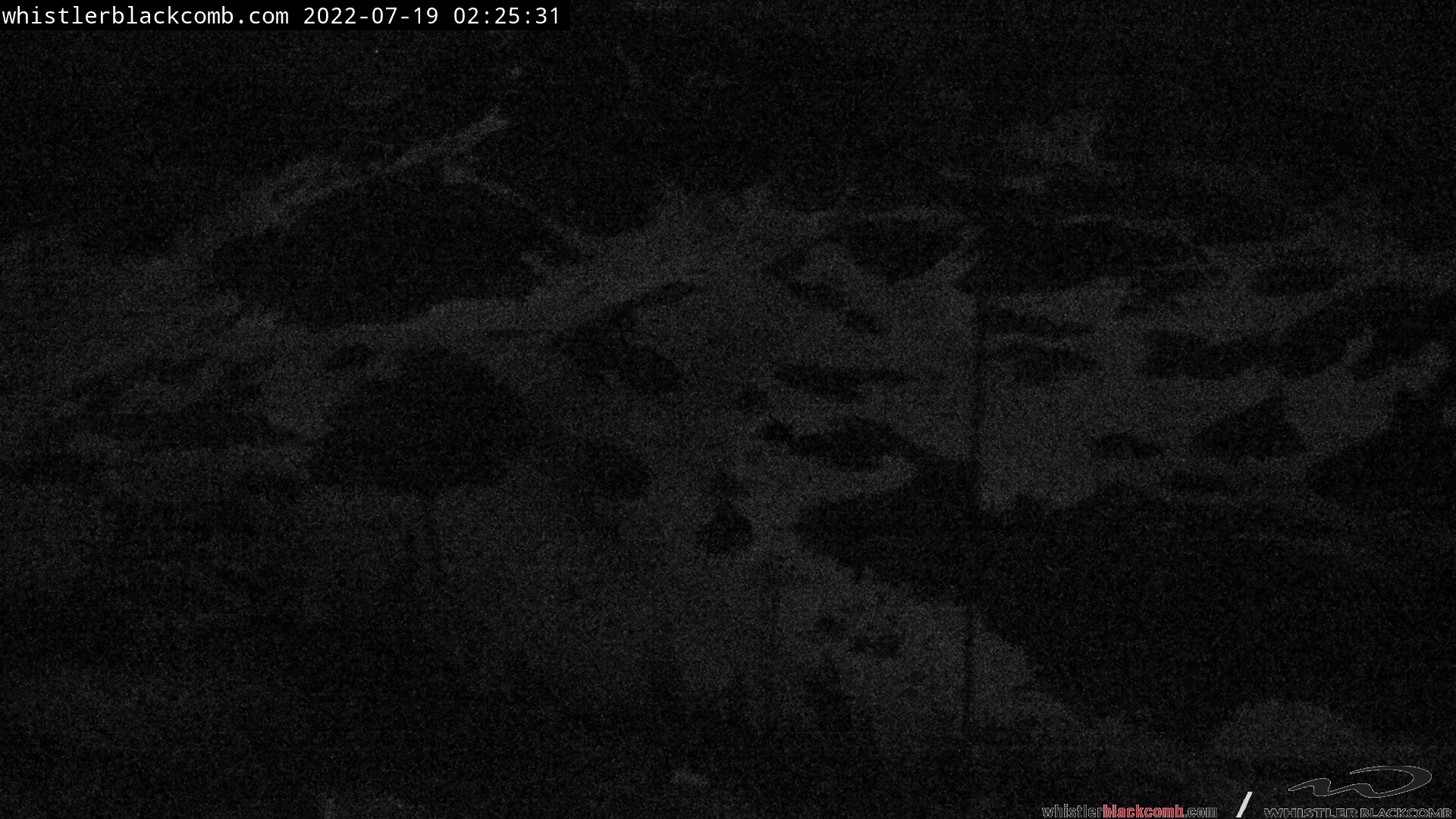 Whistler - Red Chair