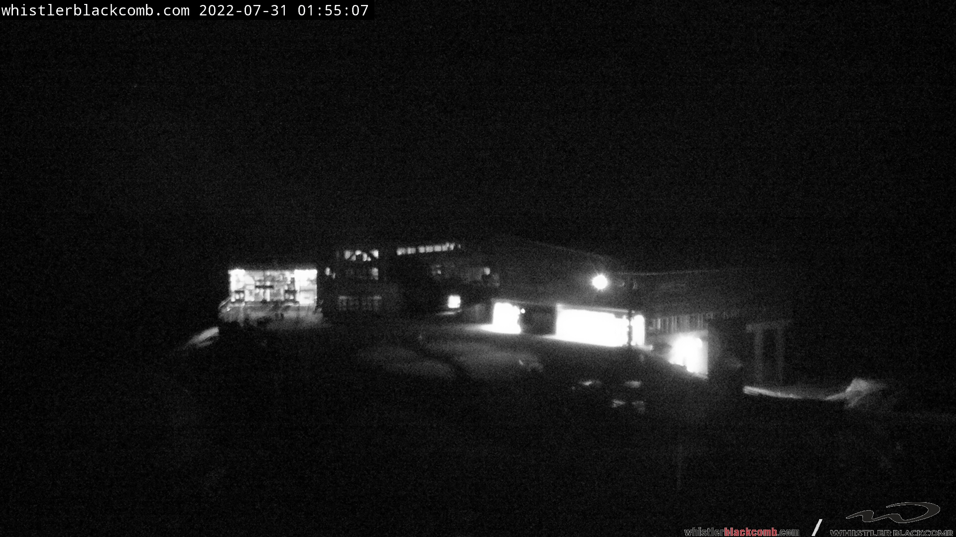 Webcam Whistler Blackcomb