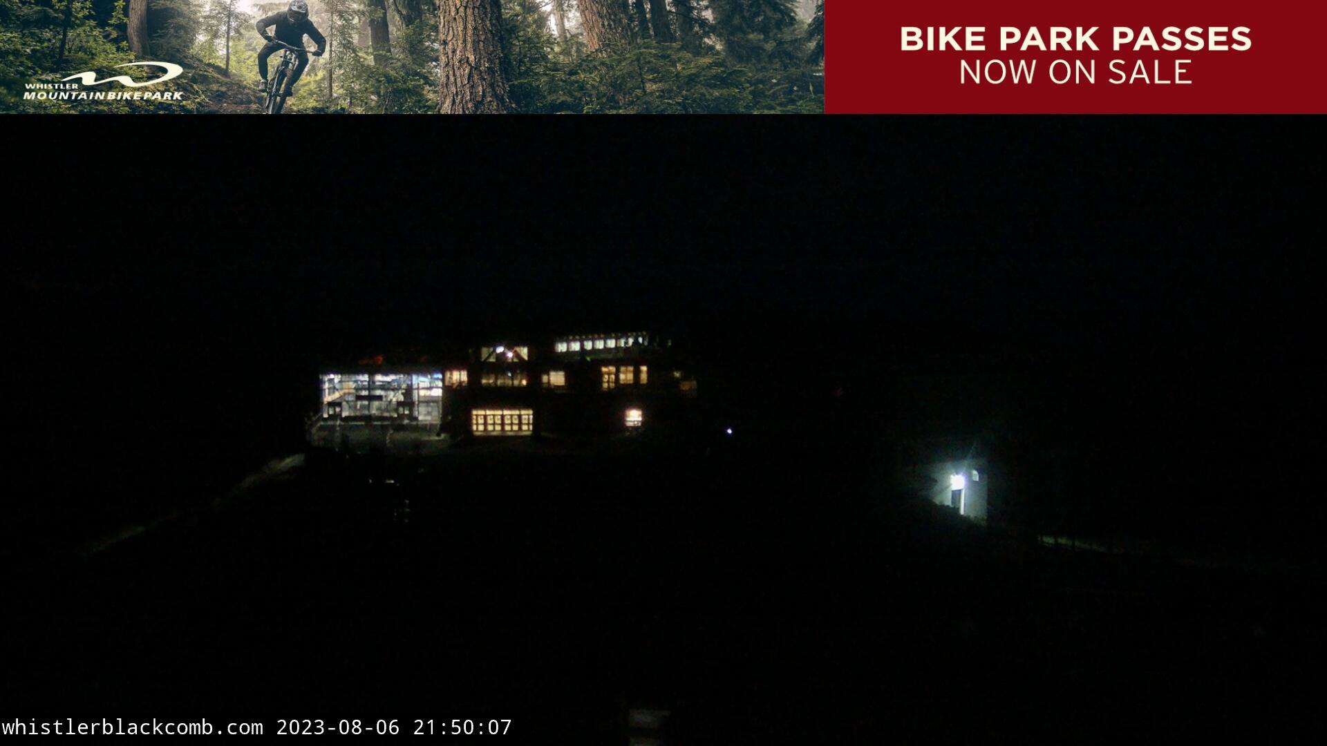 Webcam en Roundhouse, Whistler Blackcomb (Canadá)